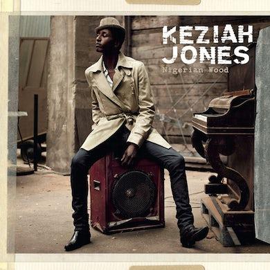 Keziah Jones NIGERIAN WOOD Vinyl Record