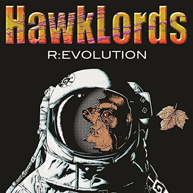 Hawklords R:EVOLUTION CD