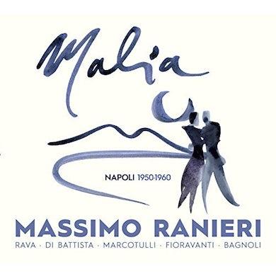 MALIA: NAPOLI 1950-1960 Vinyl Record