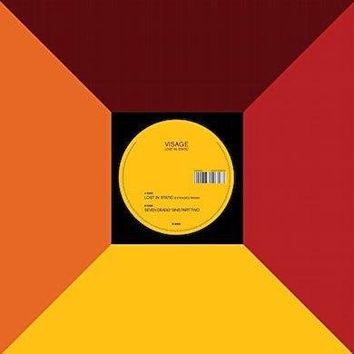 Visage LOST IN STATIC Vinyl Record