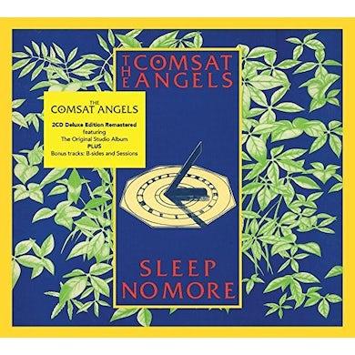 Comsat Angels SLEEP NO MORE CD