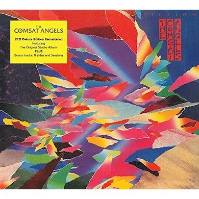 Comsat Angels FICTION CD