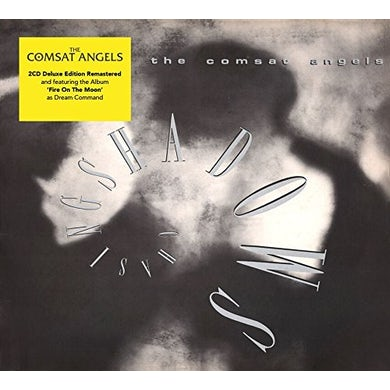 Comsat Angels CHASING SHADOWS & FIRE ON THE MOON CD