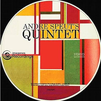 Andre Espeut Quintet THIS AIN'T HOW IT ENDS/CUT LOOSE Vinyl Record
