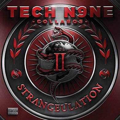 STRANGEULATION VOL II Vinyl Record