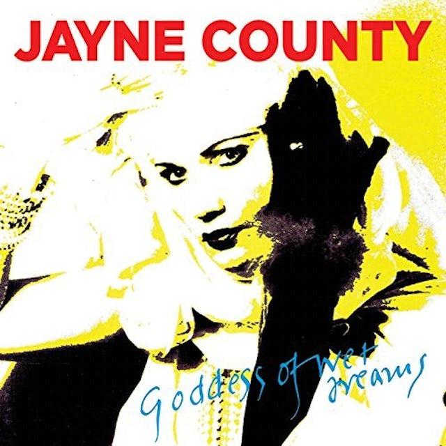 Jayne County GODDESS OF WET DREAMS CD