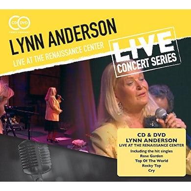 Lynn Anderson LIVE AT THE RENAISSANCE CENTER CD