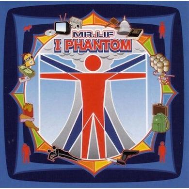 Mr Lif PHANTOM CD