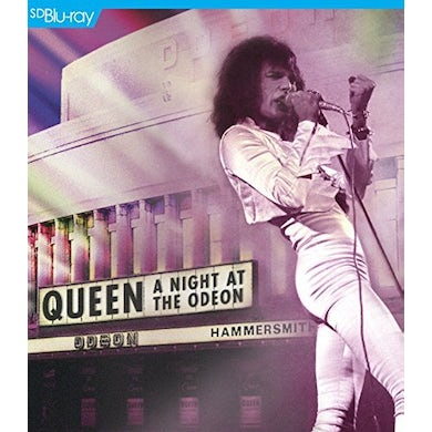 Queen NIGHT AT THE ODEON Blu-ray