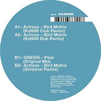 Actress BIRD MATRIX (REMIXES) Vinyl Record