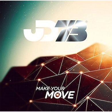 JD73 MAKE YOUR MOVE CD