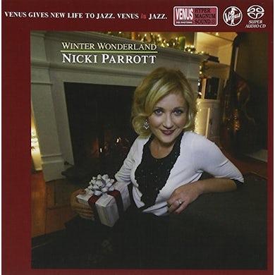 Nicki Parrott WINTER WONDERLAND Super Audio CD