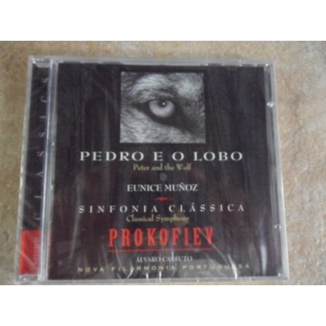 Prokofiev PEDRO E O LOBO CD