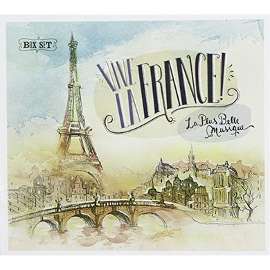 Vive La France / Various CD