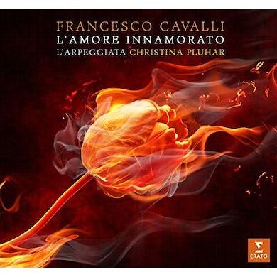 Christina Pluhar L'AMORE.. CD