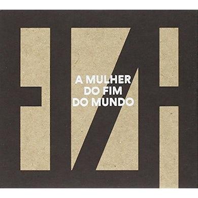 Elza Soares MULHER DO FIM DO MUNDO CD