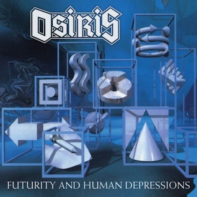 OSIRIS FUTURITY & HUMAN DEPRESSIONS CD