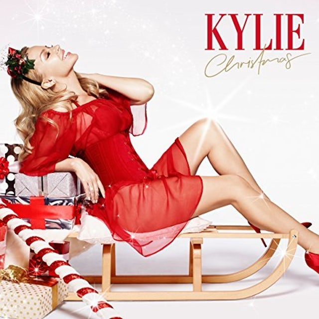 Kylie Minogue CHRISTMAS Vinyl Record - UK Release