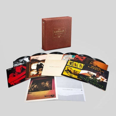 Mark Lanegan ONE WAY STREET Vinyl Record