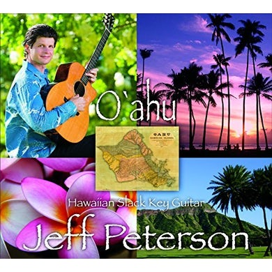 Jeff Peterson O'AHU CD