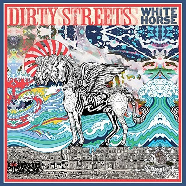 Dirty Streets WHITE HORSE CD