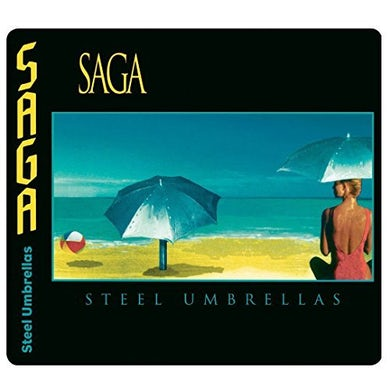 Saga STEEL UMBRELLAS CD