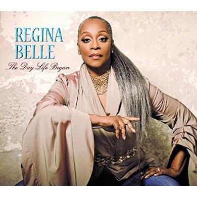 Regina Belle DAY LIFE BEGAN CD