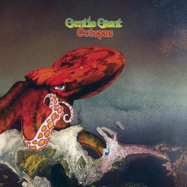 Gentle Giant OCTOPUS (STEVE WILSON REMIX) CD
