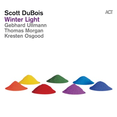 Scott Dubois WINTER LIGHT CD