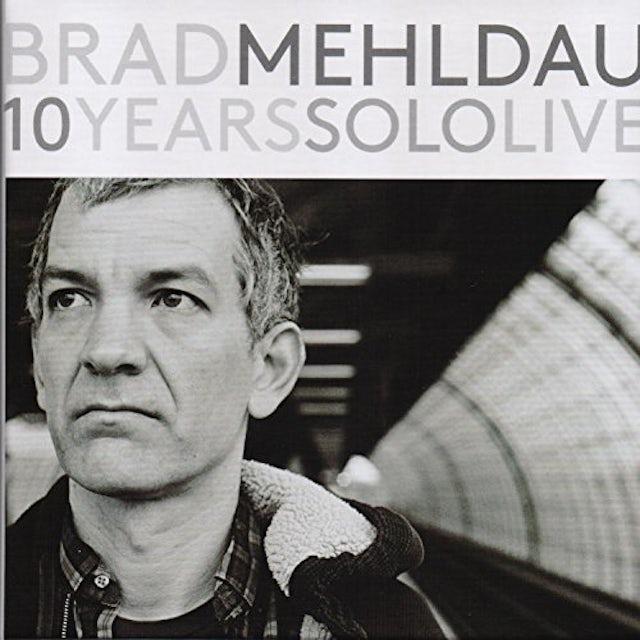 Brad Mehldau 10 YEARS SOLO LIVE CD