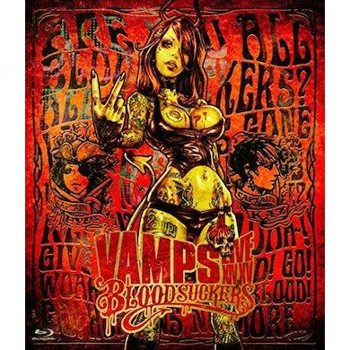 The Vamps LIVE 2015 BLOODSUCKERS CD