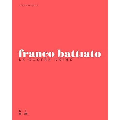 Franco Battiato ANTHOLOGY: LE NOSTRE ANIME: DELUXE EDITION CD