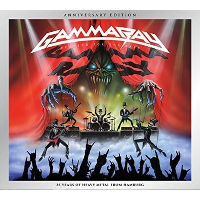 Gamma Ray HEADING FOR THE EAST: 25TH ANNIVERSARY CD