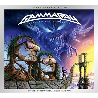 Gamma Ray HEADING FOR TOMORROW: 25TH ANNIVERSARY CD