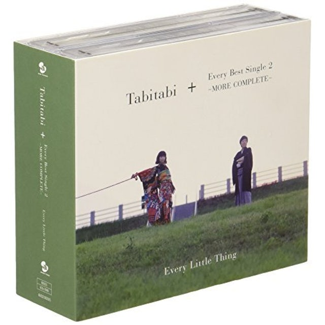 Every Little Thing TABITABI + EVERY BEST SINGLE 2 : MORE COMPLETE CD