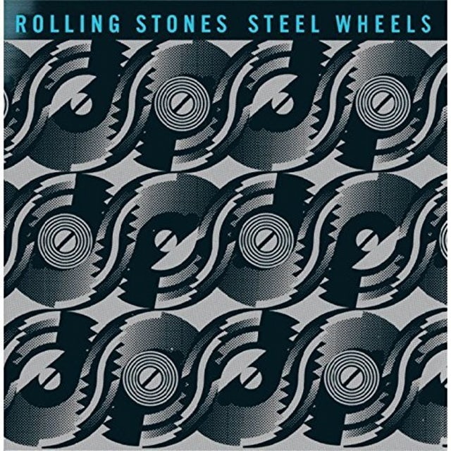 The Rolling Stones STEEL WHEELS: LIMITED CD