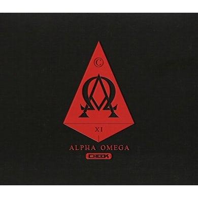 ALPHA OMEGA (VERSION C) CD