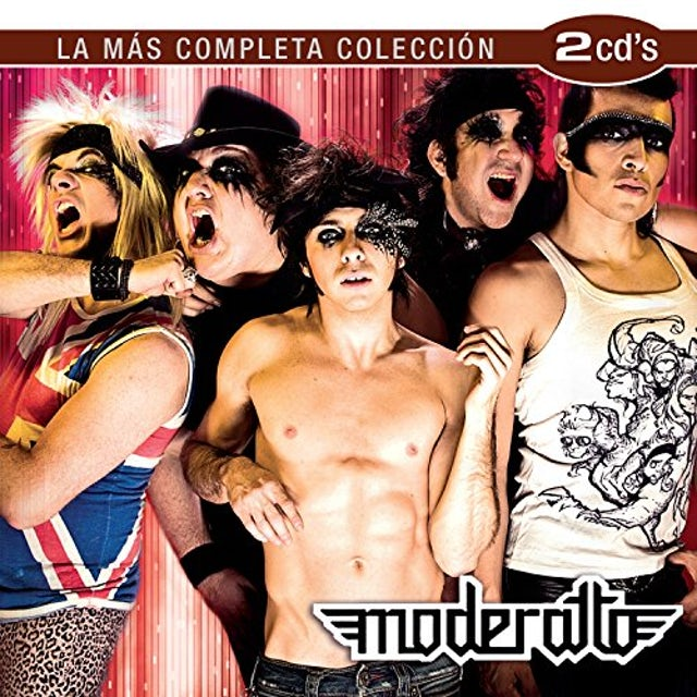 Moderatto LA MAS COMPLETA COLECCION CD