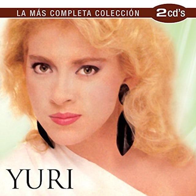 Yuri LA MAS COMPLETA COLECCION CD