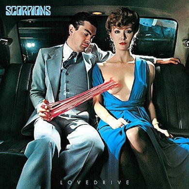 Scorpions LOVEDRIVE: 50TH BAND ANNIVERSARY CD
