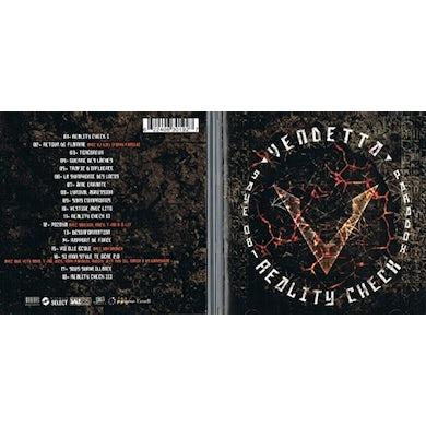 Vendetta REALITY CHECK CD