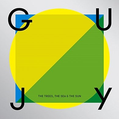 Guy J TREES THE SEA & THE SUN CD