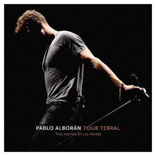 Pablo Alboran TERRAL / TOUR TERRAL TRES NOCHES EN LAS VENTAS CD