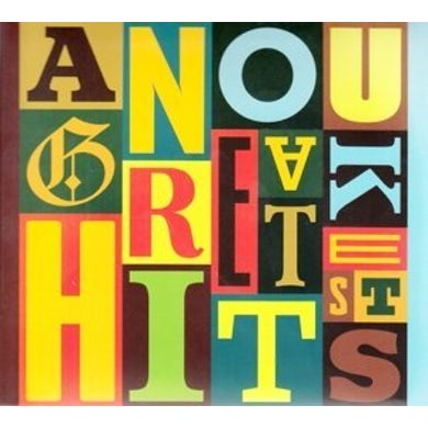 Anouk GREATEST HITS CD