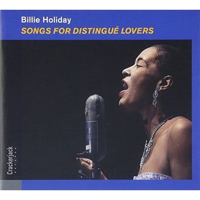 Billie Holiday SONGS FOR DISTINGUE LOVERS - DELUXE DIGI-SLEEVE ED CD