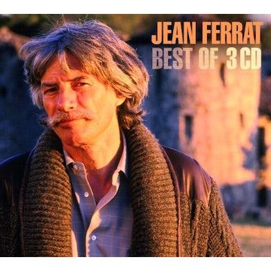 JEAN FERRAT: BEST OF 3 CD CD