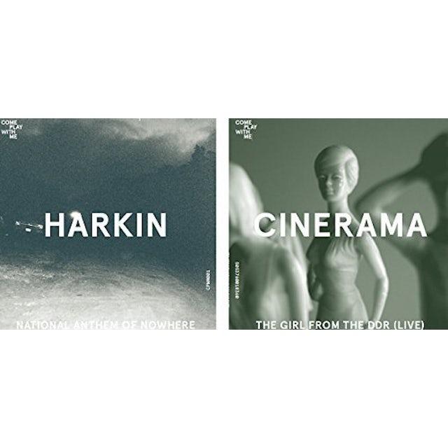 CINERAMA/HARKIN