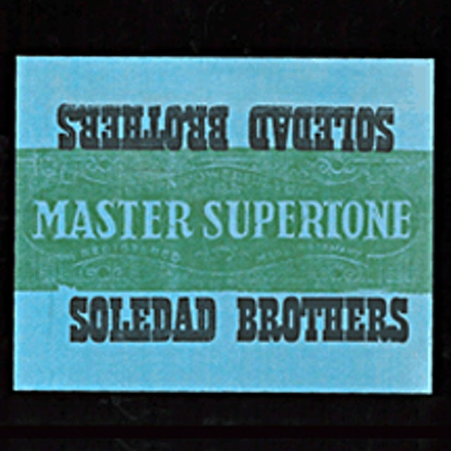 Soledad Brothers MASTER SUPERTONE Vinyl Record