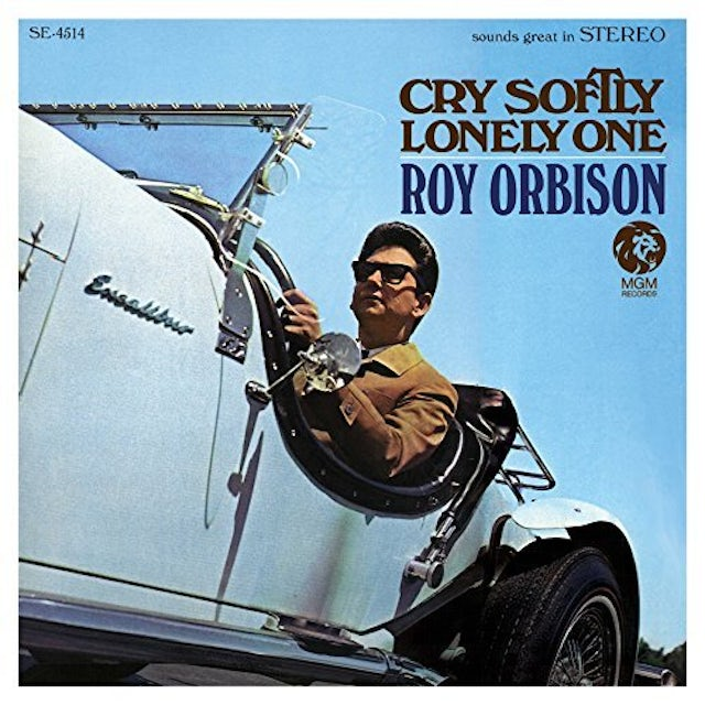 Roy Orbison CRY SOFTLY LONELY ONE CD