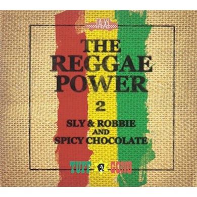 Sly & Robbie & SPICY CHOCOLATE REGGAE POWER 2 CD